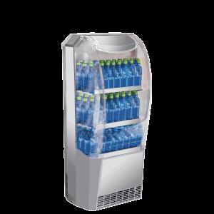 ŞenocakE 400 İçecek Soğutucuları Hava Perdeli Üstü Açık Dolaplar Süpermarket Muhafaza Dolapları Hava Perdeli Üstü Açık Dolaplar