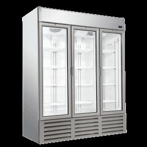 ŞenocakS 1600 SC THC Dikey Şişe Soğutucuları Dikey Şişe Soğutucuları İçecek Soğutucuları Süpermarket Muhafaza Dolapları Üç Kapılı Dikey Şişe Soğutucuları Üç Kapılı Dikey Şişe Soğutucuları