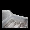 ŞenocakD 500 DFSG AF Dondurma Muhafaza Dolapları Teşhir Dolapları